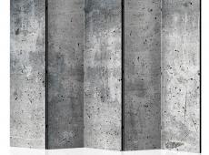 Paraván - Fresh Concrete II [Room Dividers]